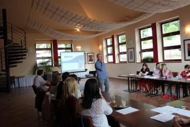 FIRST NATIONAL WORKSHOP IN THE CZECH REPUBLIC