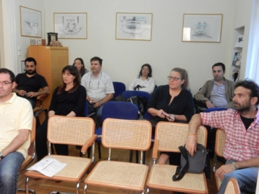FIRST NATIONAL WORKSHOP IN GREECE