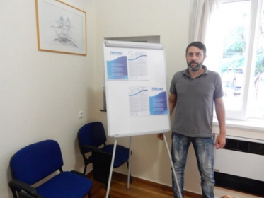 FIRST NATIONAL WORKSHOP IN GREECE photo 3